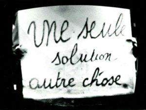 une seule solution autre chose