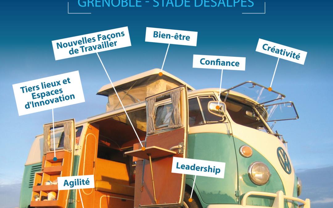 Retour sur la Fabrique du Changement Grenoble 2018